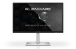 Alienware Republic Of Aliens Wallpaper V2 by Designfjotten
