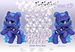Chibi Pony Base   OPEN by CatMag