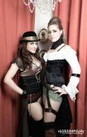 Steampunk Glamour : Tink and Floz 3 by HyperXP