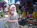 Daenerys and her dragons--Cosplay by celticbard76