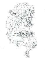 Suite Precure Cure Rhythm by AppleTreesRTall
