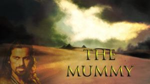 The Mummy Wallpaper by JanetAteHer