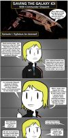 Shepard Comics 1 small spoiler by Count-Urbonov