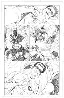 Test Batman Pg 04 by JorgeCorrea
