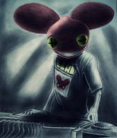 DeadMau5 by Adiy-G