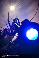 Black Rock Shooter:Test Shot 1 by Ototsuki