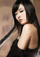 Korean Race Queen Hwang Mi Hee by Umraedia