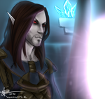 Count Verandis Ravenwatch by The13th-Warrior