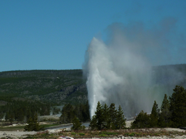 Old Faithful by fadingechoes101