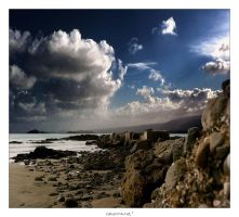 Rocky Outcrop by grunta-nz
