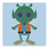 greedo by striffle