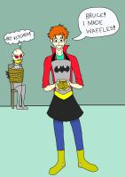 Wally for Bruce by CrossBreed777