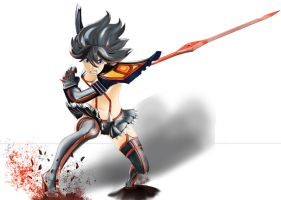 Kill La Kill by foga96