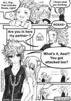 KH.Org Pg07 - Lion and Cubs by Forbidden-Siren