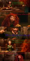 Elinor wants to meet Jack. Kill Merida now. by Flameprincess02