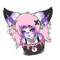 +Pastel goth+ by silly-bananna