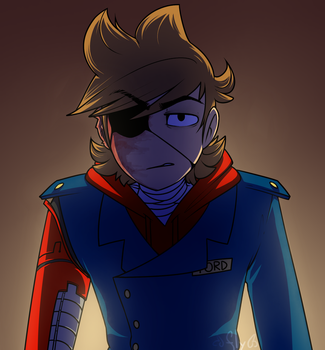 [Eddsworld] Red Leader by StarlyFlyGALLERY