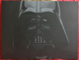 Darth Vader by freedeebloke