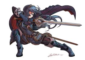Lucina by JFRteam