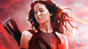 The Hunger Games Catching Fire by vgwallpapers