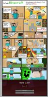 Life in Minecraft 1 by kerimakyuz