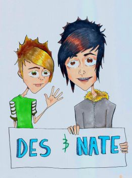 Des And Nate by Lasrin
