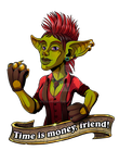 Time is Money by Mahkara