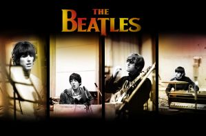 The Beatles Wallpaper II by ConnieChan