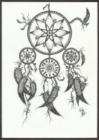 Dreamcatcher number two. by Patres68