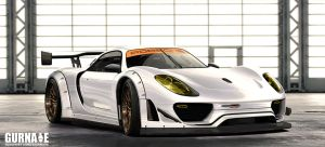 Porsche 918 Alms by Glacius-Projects