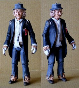 Worzel Gummage Custom figure. by DarkAngelDTB