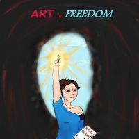 Art is freedom by IllyDragonfly