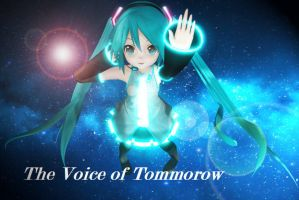 .:The Voice Of Tommorow:. by deoxys90