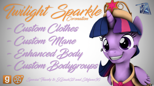 [DL] Twilight Sparkle's Coronation by DazzioN