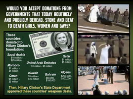 Would You Accept Donations From Sharia Governments by CaciqueCaribe