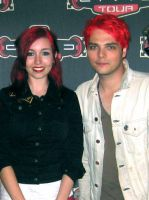 Me and Gerard Way by KatyChemical