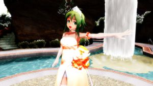 Dress Gumi by Myth-P