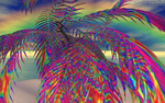 Pride Palm Wallpaper Pack by ConfusedLittleKitty