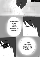 Chapter 1 - Page 1 : Different by Roxra