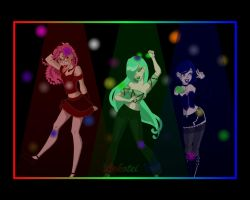 GE - Gone Clubbin' - RGB by Lokotei