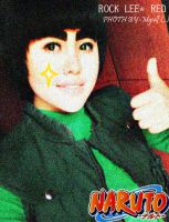 ROCK LEE cosplay1 by youthred