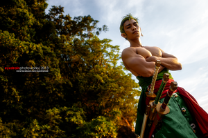 [cosplay] Roronoa Zoro - One piece  v1 by riskbreaker