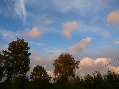 July 2012 Sky 26 by K1ku-Stock