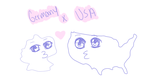 US x Germany by DoctorMLoli