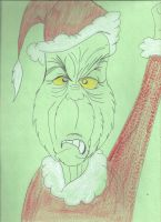 The Grinch hated Christmas.... by JohnReynolds