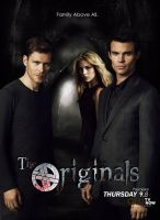 The Originals: V Promo Poster by RyoDambar