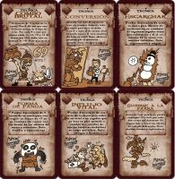 My Munchkin Cards 3 by Astos88