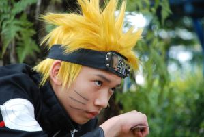 Naruto Cosplay by Acedemond