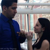 Cesar and Heather's Engagement 6 by BengalTiger4