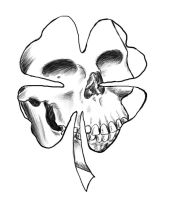 Skull Tattoo for Cam by squeakychewtoy